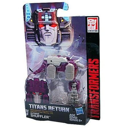 TRANSFORMERS GEN TITAN MASTER SHUFFLER - Girl In Transformers
