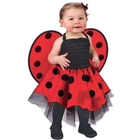 Lady Bug Infant Costume (Easy Ladybug Costume)