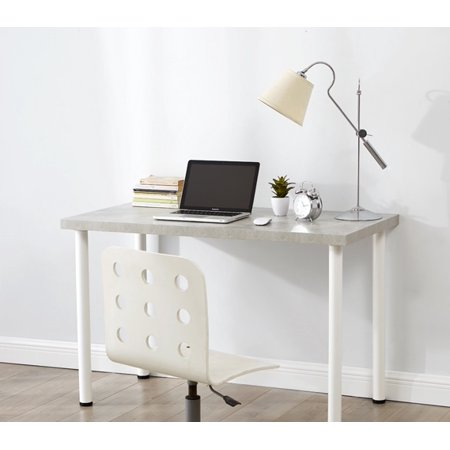 Medical Marble Desk Accessory (Yak About It Quick & Simple Desk - Marble Gray )
