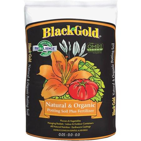(Black Gold Natural & Organic Potting Soil)