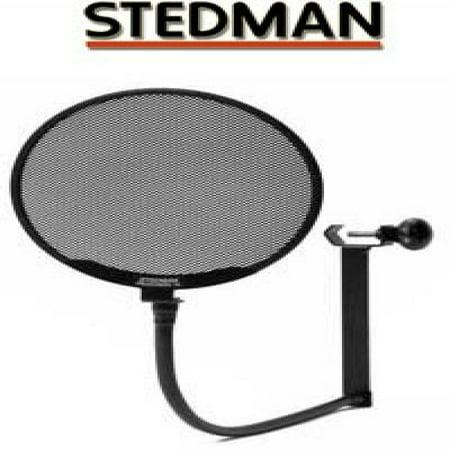 Stedman Corporation Proscreen XL - Black (Stedman Proscreen Xl Pop Filter)