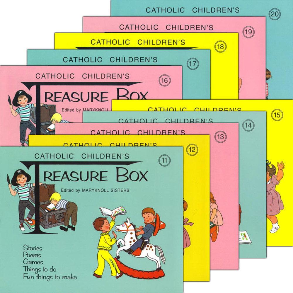 Treasure Box Set Books 11 - 20 : Books 11 - 20