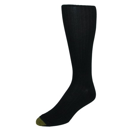 Gold Toe Men's Extended Size Over the Calf Canterbury Dress Socks (3 Pair Pack) - image 2 de 2