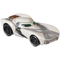 Hot Wheels Star Wars Rey Character Car