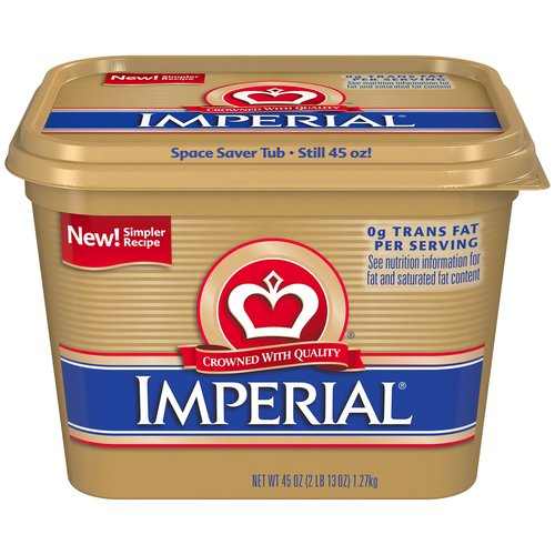 Imperial 39% Vegetable Oil Spread, 45 oz