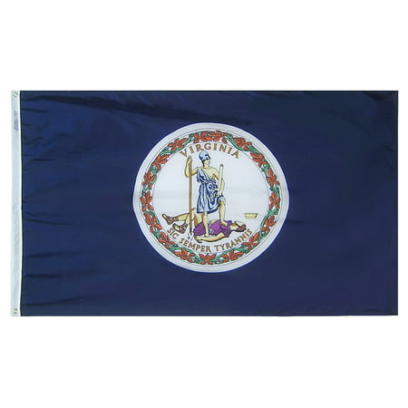 Virginia State Flag 3x5 ft. Nylon Official State Design Specifications.