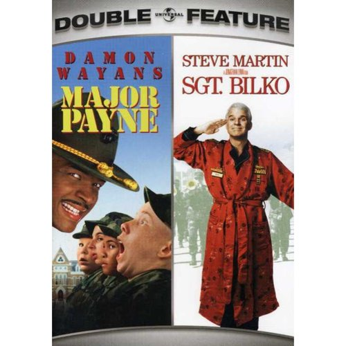 Major Payne / Sgt. Bilko (Widescreen)