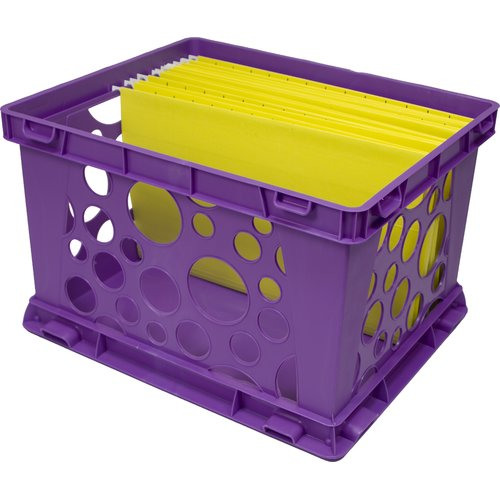 STOREX Large Storage Crate