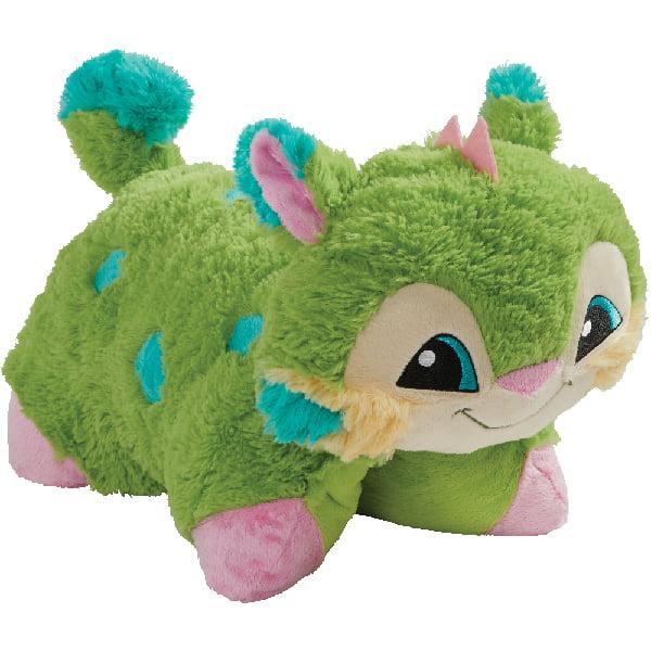 "Pillow Pets Animal Jam Lynxx - 16"" Stuffed Animal Plush ..."