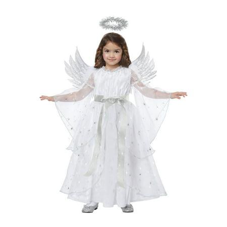 Starlight Angel Toddler - Angel Toddler Costume