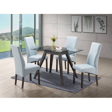 Pyke 5 Piece Kitchen Dining Set (47