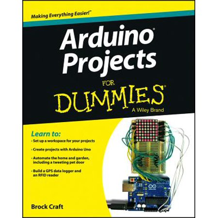 Arduino Projects for Dummies for $<!---->