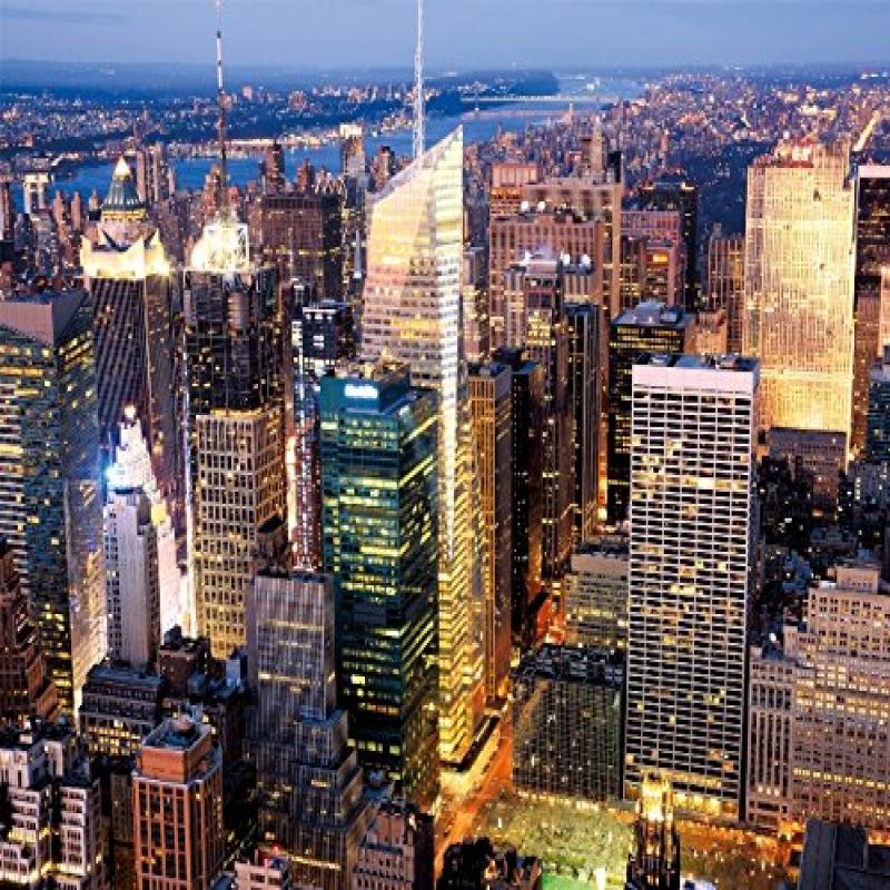 Ravensburger Midtown Manhattan, Nyc 1500 Pieces Puzzle by Ravensburger
