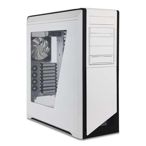NZXT Switch 810 Full Tower Chassis with USB 3.0 Ports, White