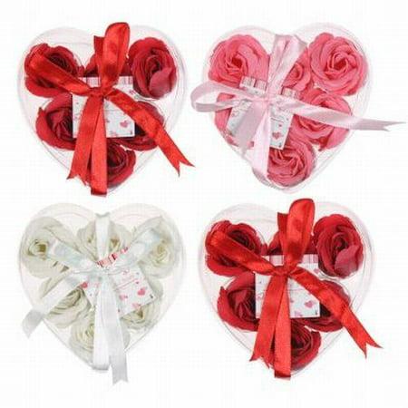 ... Rose Petal Hand Bath Soap Valentine Wedding Shower Favor - Walmart.com