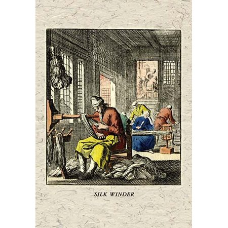 Silk Winder - Silk Winder Fine art canvas print (20