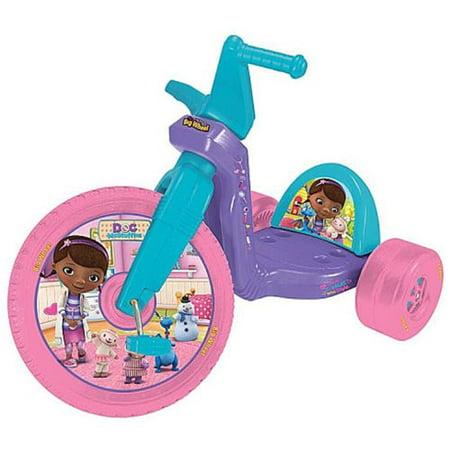 Doc McStuffin Big Wheel Racer 16 inch Big Wheel Racer - The Original Big Wheel - 16 Inch Big Wheel