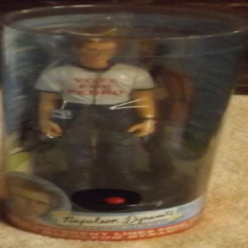 20Th Century Fox Napoleon Dynamite Talking Doll