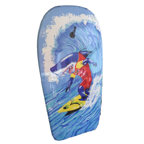 Wet 37 Bodyboard with a leash