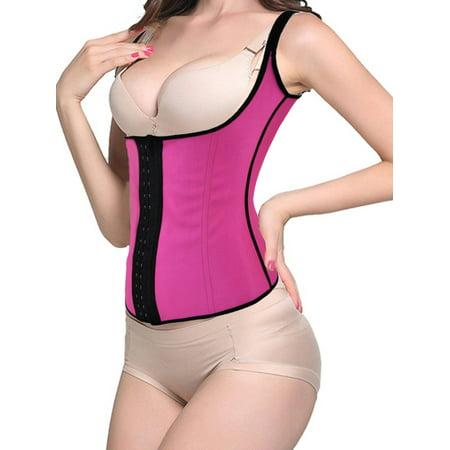 c86cb916bf Lelinta - LELINTA Women Firm Control Neoprene Corset Shapewear Seamless  Wear Your Own Bra Tank Top Body Shaper Vest for Weight Loss - Walmart.com