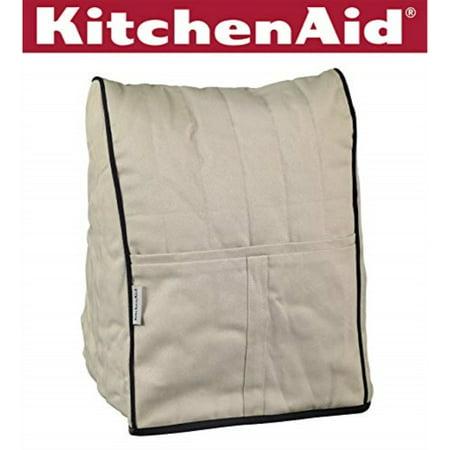 kitchenaid kmcc1kb stand mixer cloth cover - khaki Stand Mixer Cloth Cover