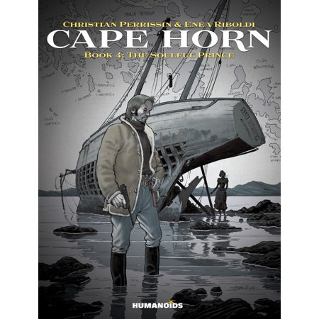 Cape Horn #4 : The Soulful Prince - eBook