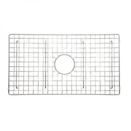 Rohl WSGUM3018WH Wire Sink Grid for Um3018 Kitchen Sinks with Center ...