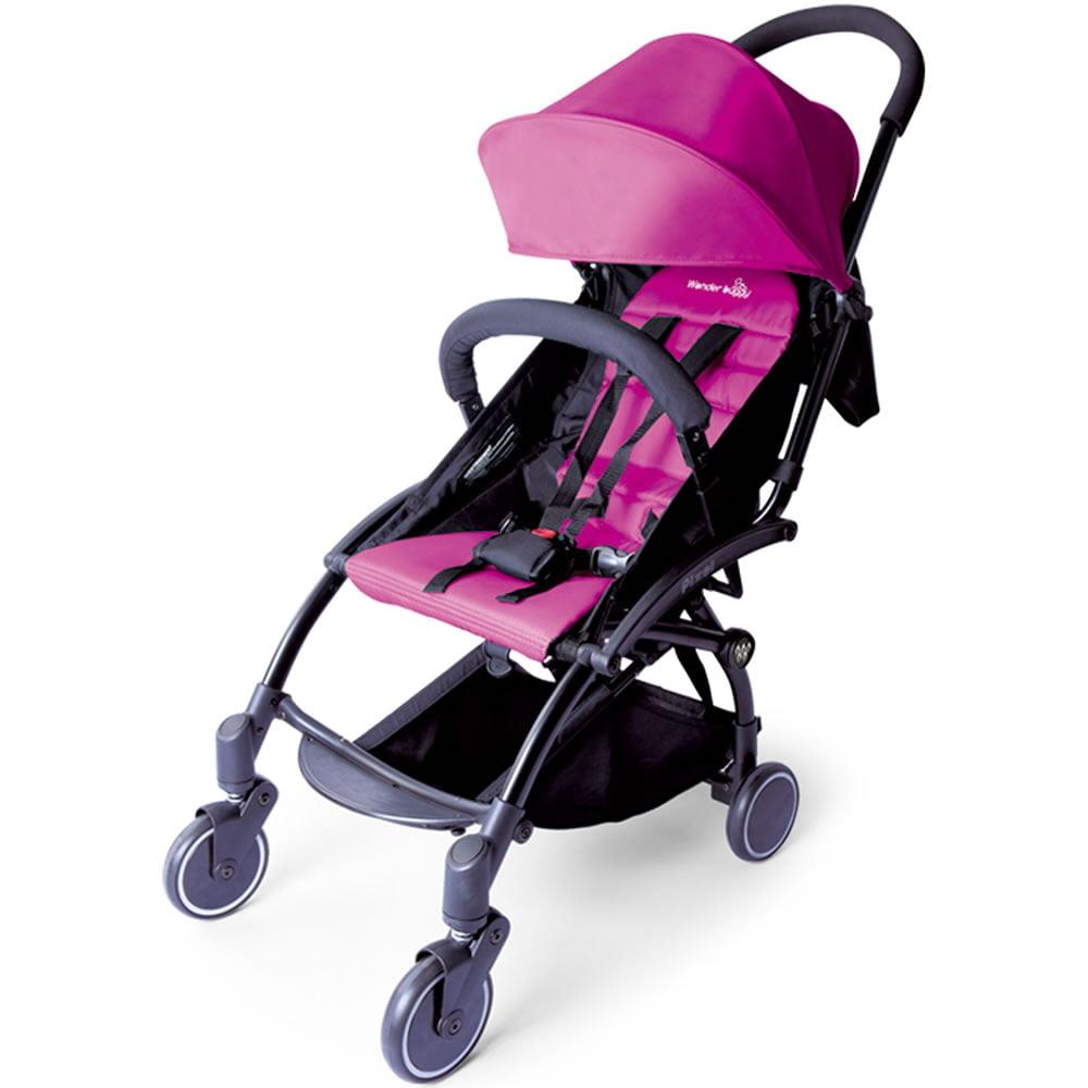 Wonder Buggy Pixel Lightweight Stroller Pink by Wonder Buggy
