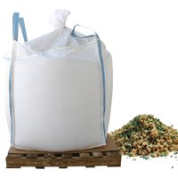 Bare Ground coated granular ice melt w/ traction granules (infused) (0063227222299) Size 1000 lb