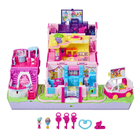 Shopkins™ Lil' Secrets, Secret Small Mall Multi Level Playset