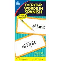 Everyday Words in Spanish: Photographic Flash Cards: Palabras de Todos Los Das: Fotogrfico (Other)