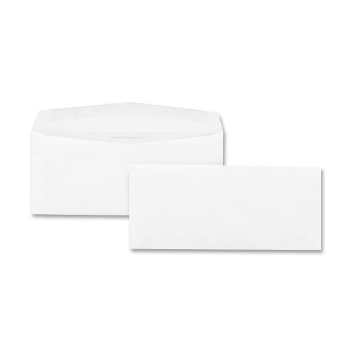 Quality Park Single Window Envelopes - Single Window - #1...
