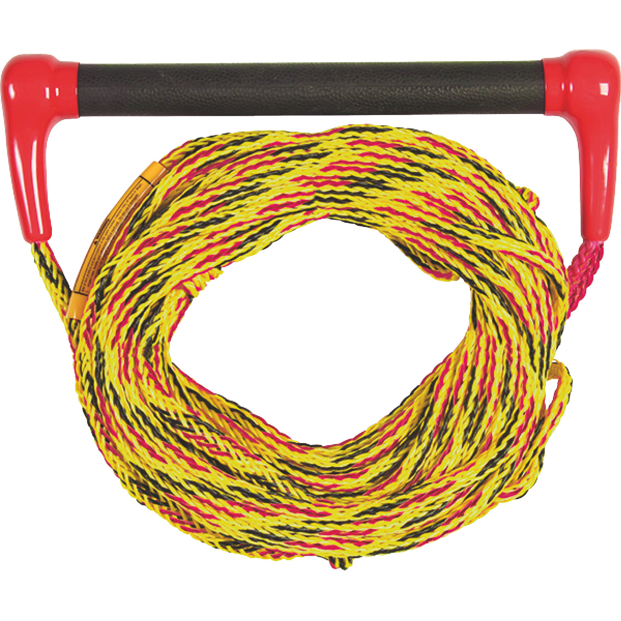 Jobe 211217004 Red Ski Combo 60' Rubber Grip Transfer Rope by Jobe Sport International