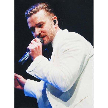 Justin Timberlake Import Poster