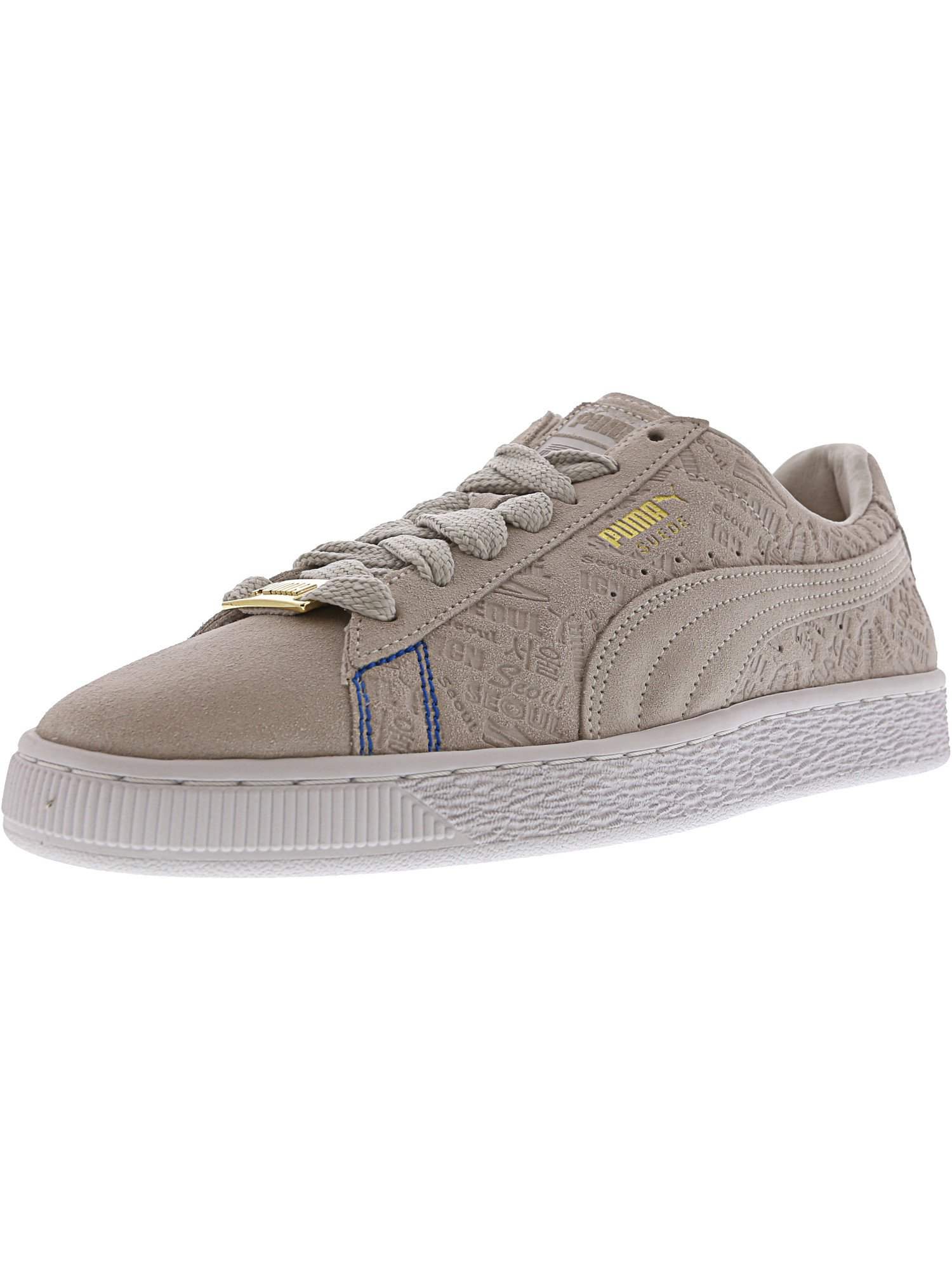 Ankle-High Fashion Sneaker Puma Men/'s Suede Classic
