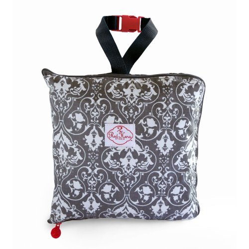 2 Red Hens Shopping Cart Cover