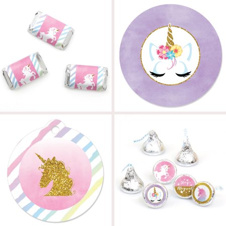 Rainbow Unicorn Magical Unicorn Baby Shower Or Birthday Party
