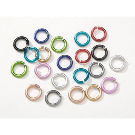 Jump Ring Aluminum Multi 10Mm 135Pc 10 Mm Jump Rings