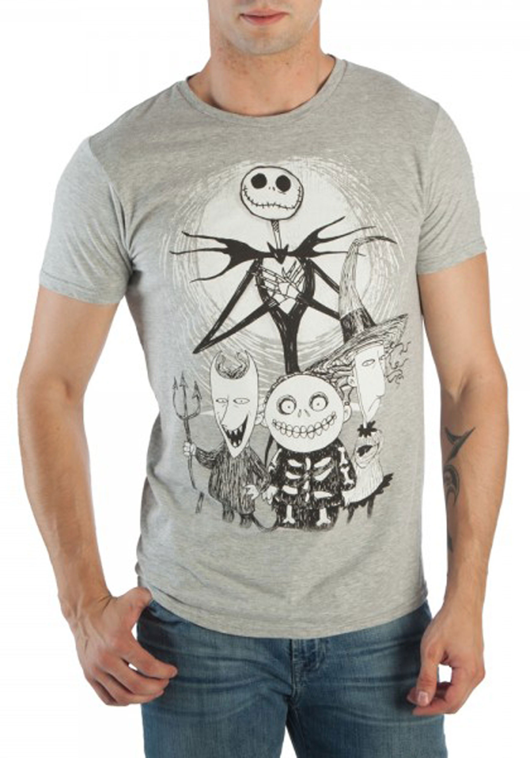 Nightmare Before Christmas Jack, Lock, Shock and Barrel - Walmart.com