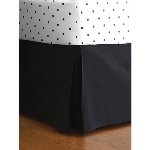 Your Zone Solid Microfiber Bedding Bed Skirt