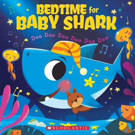 Bedtime for Baby Shark: Doo Doo Doo Doo Doo Doo](Halloween Painting For Toddlers)