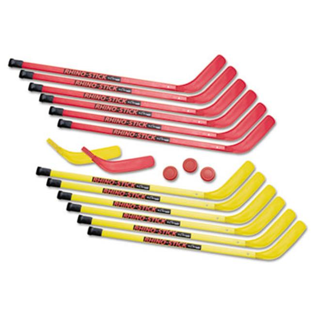 Rhino Stick Elementary Hockey Set, 36 in., Plastic by GreatGames