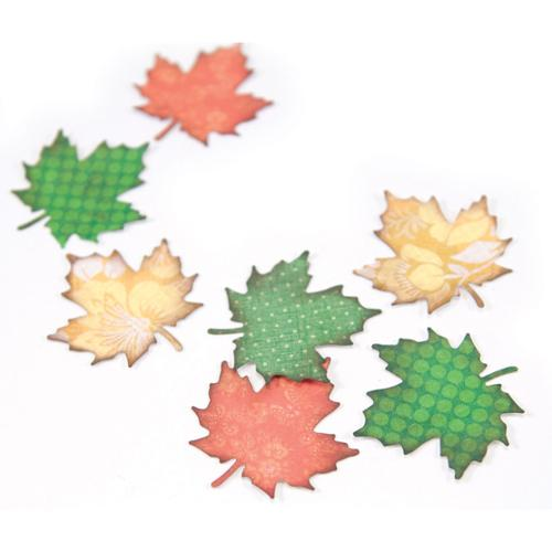 Slim Paper Punch Large-Maple Leaf