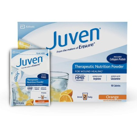 Juven Therapeutic Nutrition Drink Mix Powder for Wound Healing, 30