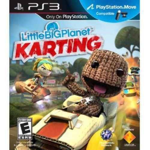 Little Big Planet: Karting (PS3)