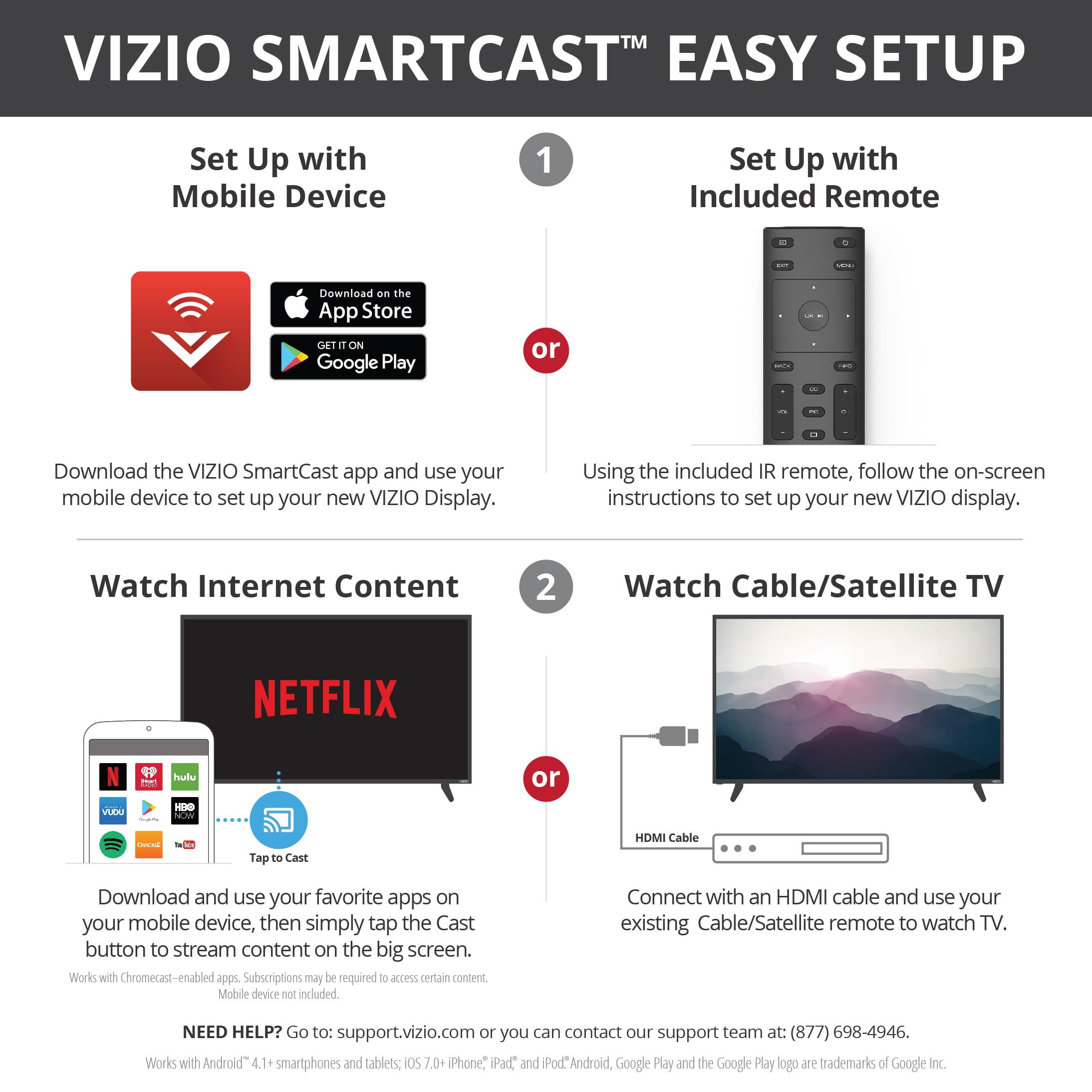 Vizio Smartcast E Series 60 Class Diag Ultra Hd Hdr Xled A Cat 5 Wiring Diagram Display E60 E3