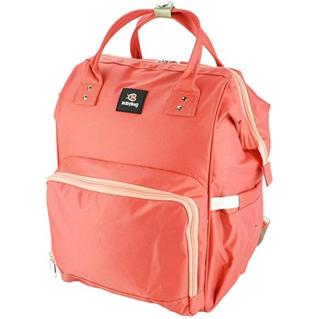 Baby Diaper Bag Backpack Large Durable And Multi Functional By Babybugcompany C