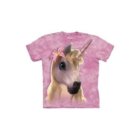 Cutie Pie Baby Unicorn Fantasy Fairytale Big Boys T-Shirt - Cutie Pie Top Shirt
