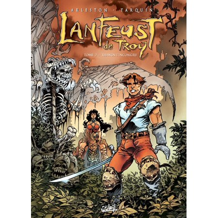 Télécharger Lanfeust de Troy, tome 7 : Les Pétaures …