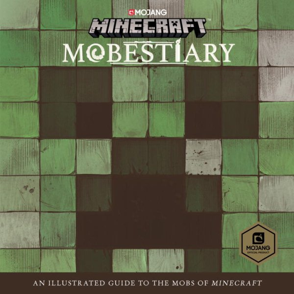 Minecraft: Mobestiary (Hardcover) by Delrey